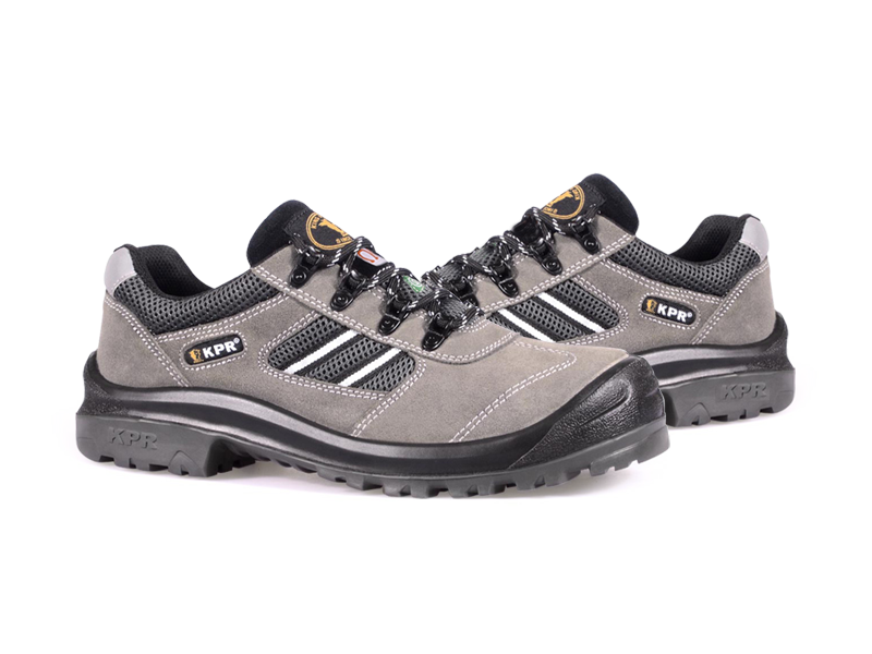 KPR M-Series M-017-2 Lightweight Lace Up Safety Oxford Grey