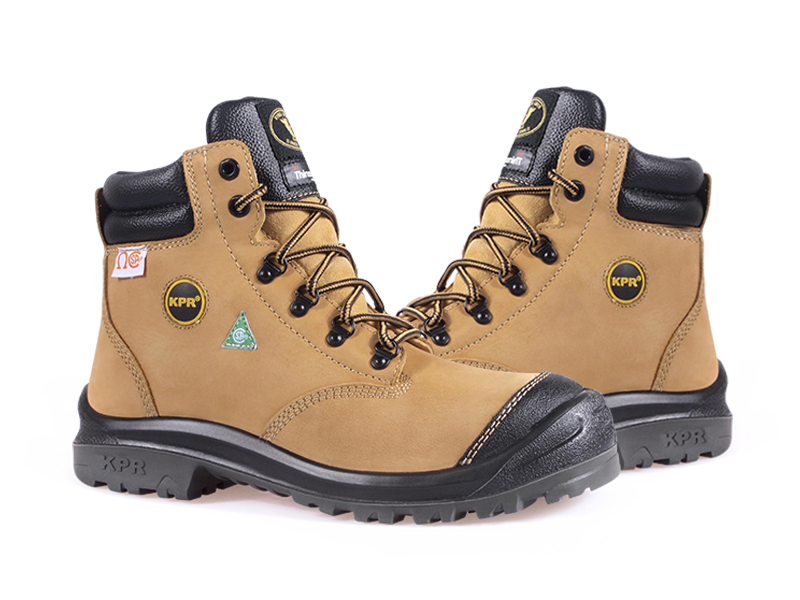 KPR M-Series M-222 6 inch Waterproof Insulated Safety Boot Wheat