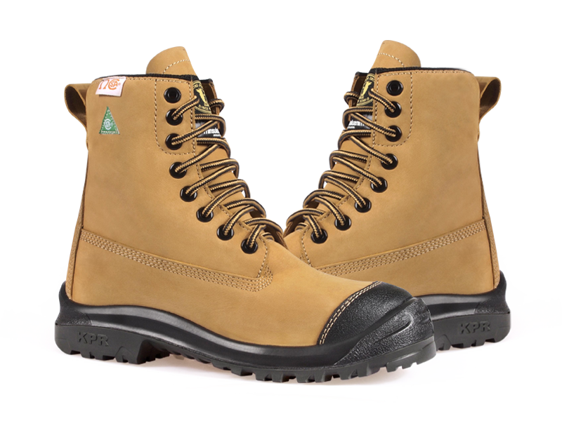 KPR M-Series M-233 8 inch Waterproof Insulated Safety Boot Wheat