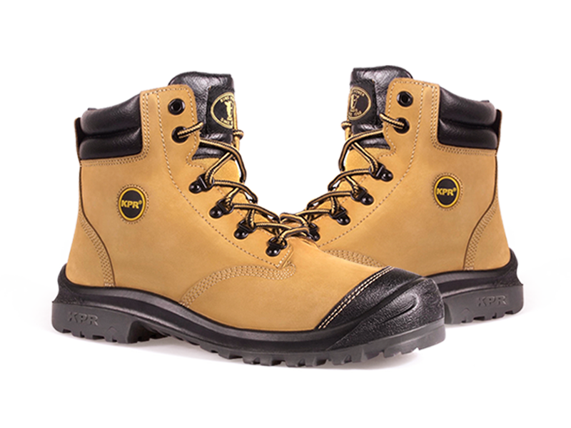KPR M-Series M-222 6 inch Safety Construction Boot Wheat